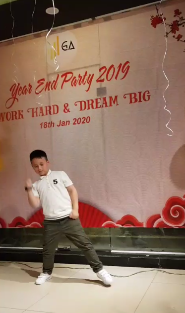 year end party 2019 dance cover