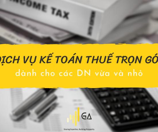 Dịch vụ kế toán trọn thuế gói tại hà nội